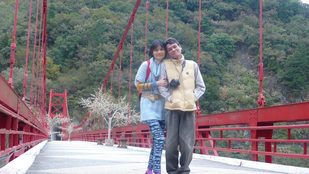 北橫巴陵橋