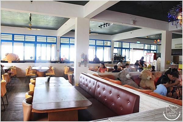 A.maze兔子迷宮景觀咖啡餐廳 (10)