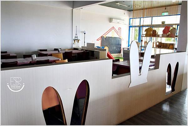 A.maze兔子迷宮景觀咖啡餐廳 (11)