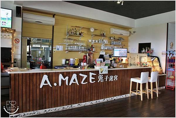 A.maze兔子迷宮景觀咖啡餐廳 (12)