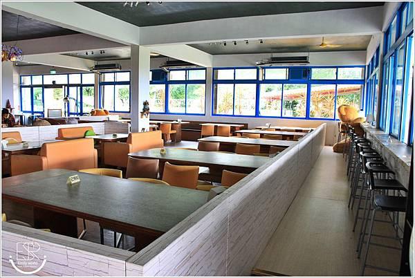 A.maze兔子迷宮景觀咖啡餐廳 (14)
