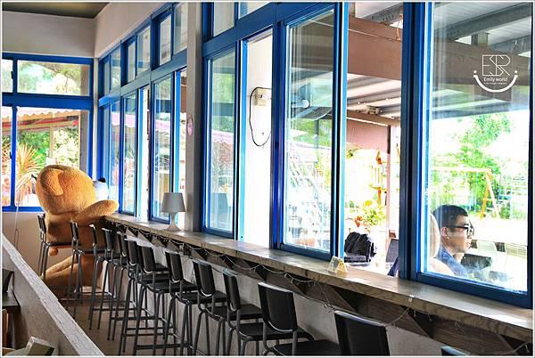 A.maze兔子迷宮景觀咖啡餐廳 (15)