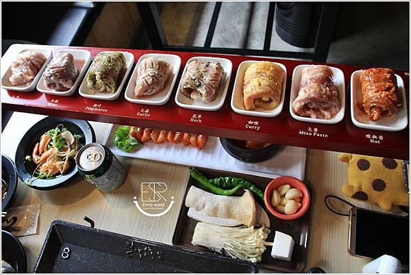 8色韓式烤肉-桃園店 (36)