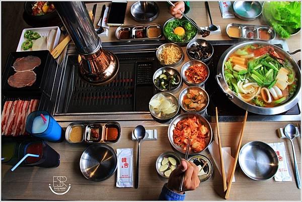 韓舍韓式烤肉 (19)