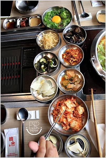 韓舍韓式烤肉 (20)