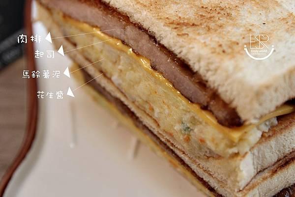 八禱烤吐司會社-石牌店 (18)
