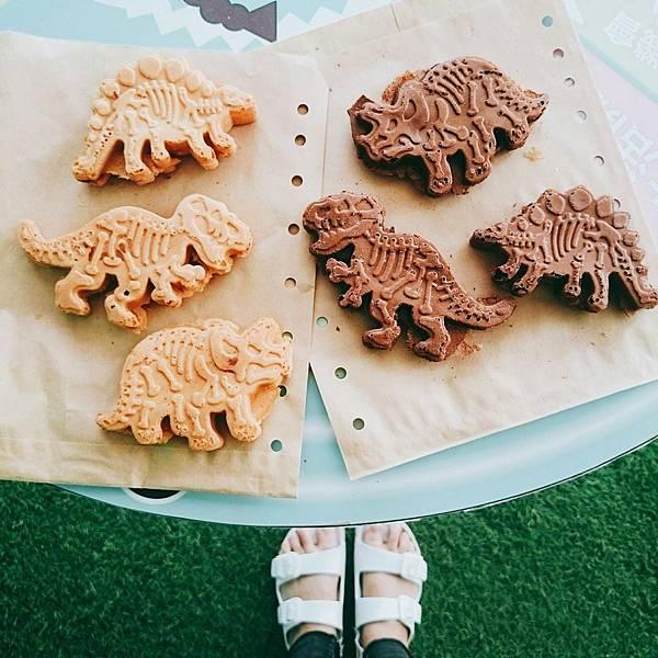 立體恐龍造型雞蛋糕-鶯歌區 (6)