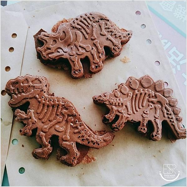 立體恐龍造型雞蛋糕-鶯歌區 (7)
