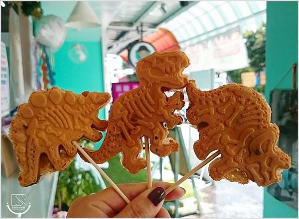 立體恐龍造型雞蛋糕-鶯歌區 (11)