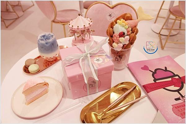 Ice Honey 冰品甜心粉紅樂園(48)