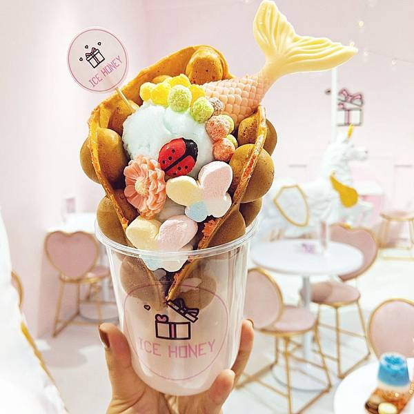 Ice Honey 冰品甜心粉紅樂園(67)
