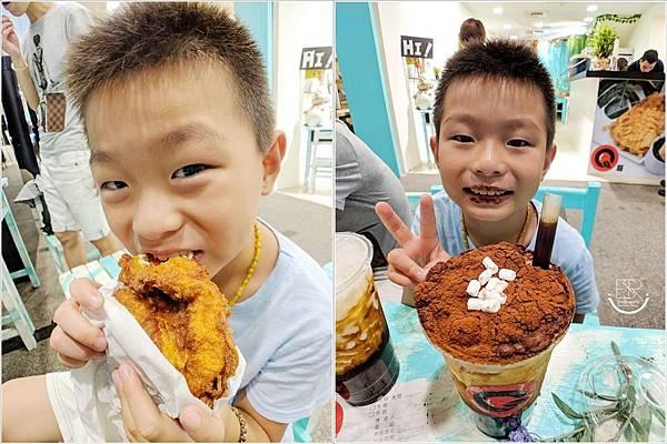 Q哥 黑糖珍珠鮮奶&香脆雞排專賣店 (3)
