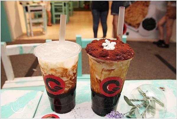 Q哥 黑糖珍珠鮮奶&香脆雞排專賣店 (14)