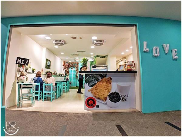 Q哥 黑糖珍珠鮮奶&香脆雞排專賣店 (20)