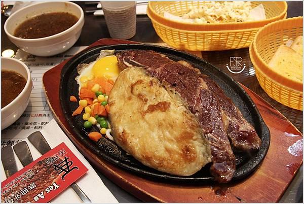 Yes A級 Steak 牛排  (7)