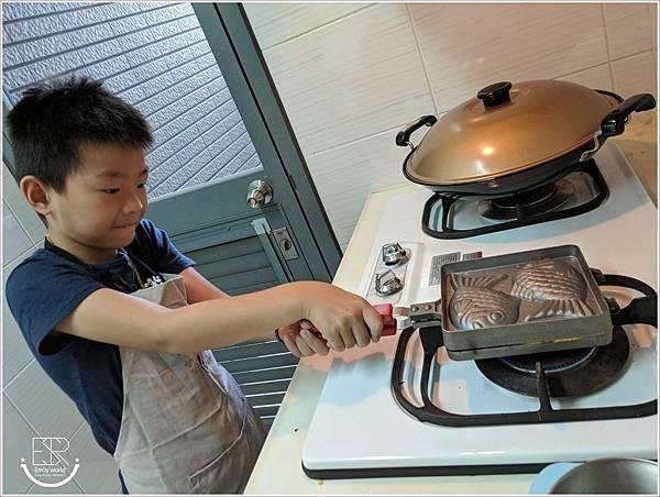 日本珍珠金屬 鯛魚燒 (1)