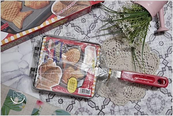 日本珍珠金屬 鯛魚燒 (10)