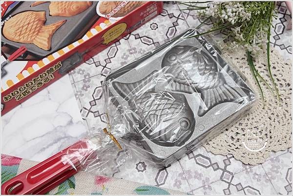 日本珍珠金屬 鯛魚燒 (11)