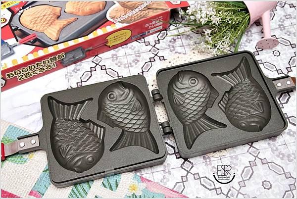 日本珍珠金屬 鯛魚燒 (12)