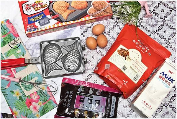日本珍珠金屬 鯛魚燒 (14)
