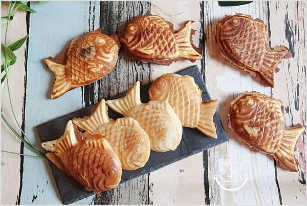 日本珍珠金屬 鯛魚燒 (15)
