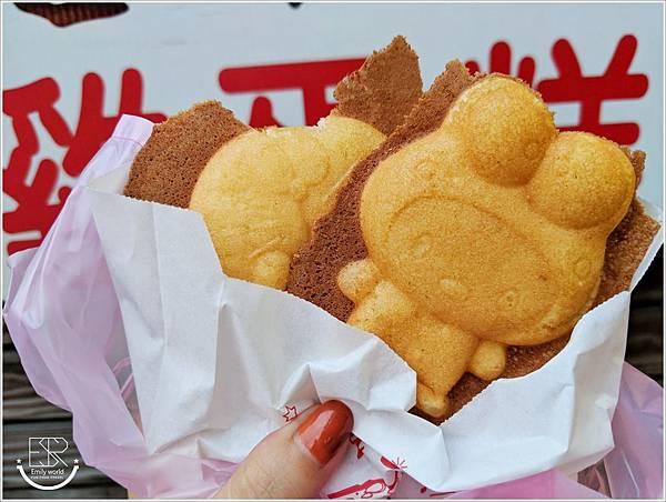 桃園美食 古早味雞蛋糕 (10)