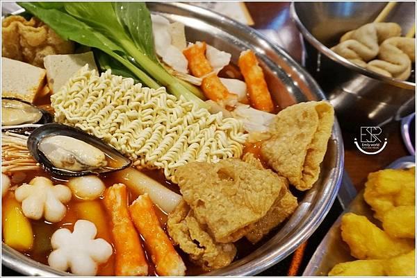 桃園-兩餐韓國年糕火鍋 (18)