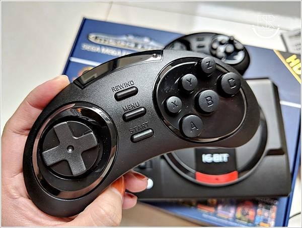 SEGA MD 復古遊戲機 (12)