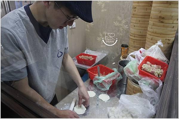 皇宸饌小籠湯包 中壢店 (2)