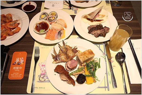 宜蘭悅川酒店Buffet 吃到飽 (61)