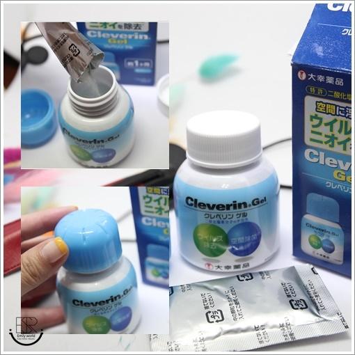 日本CLEVERIN加護靈 迪士尼米奇隨身抑菌筆(33)