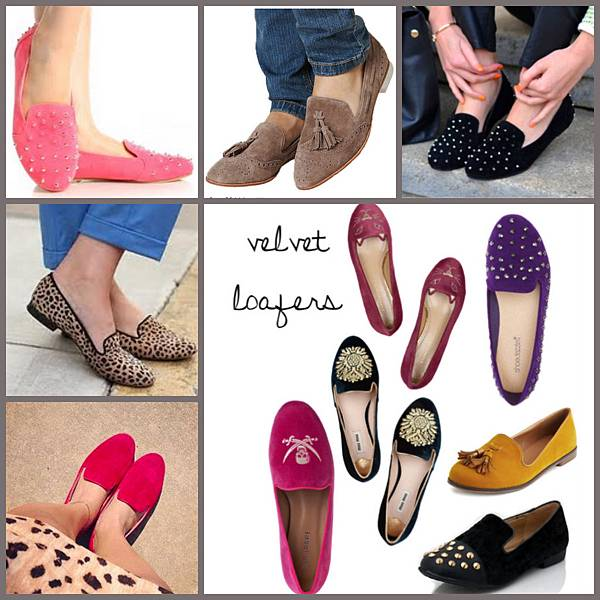 loafers collage