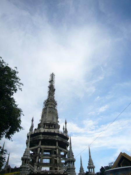 第一站…泰國的民寺