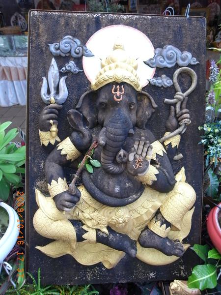 「象」是泰國的幸運象徵