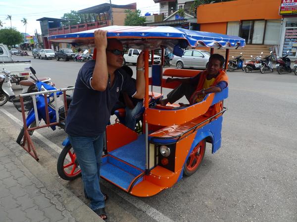 喀比的計程車
