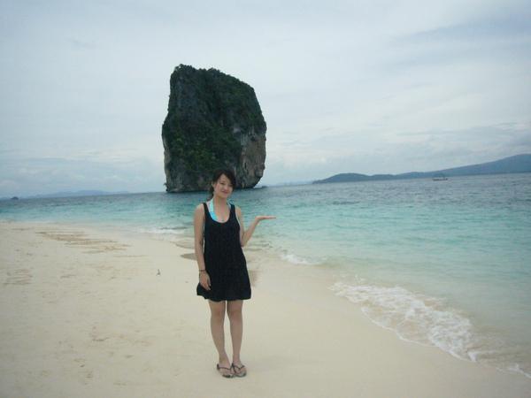 下一站…poda island 波達島