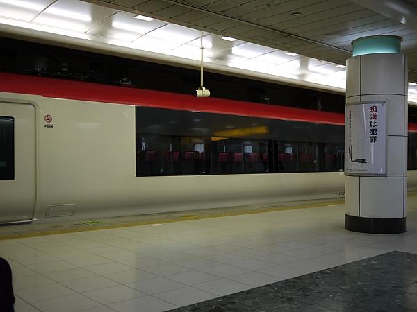 成田機場連結的N'EX