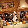 卡通世界的廚房