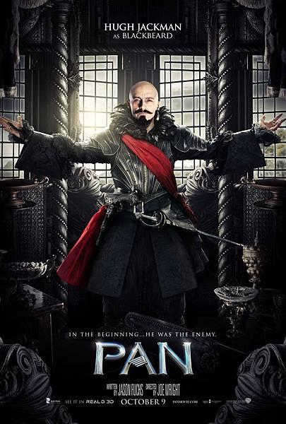 Pan-Movie-Poster-Hugh-Jackman-Blackbeard-800x1186