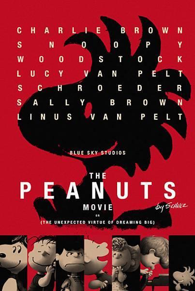 史努比 The Peanuts Movie poster7