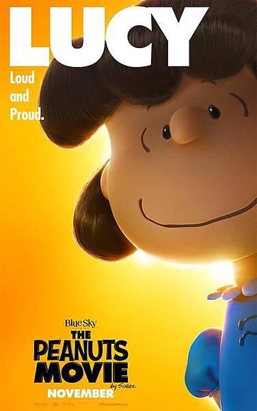 史努比 The Peanuts Movie poster8