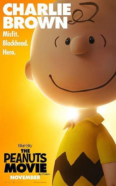 史努比 The Peanuts Movie poster9
