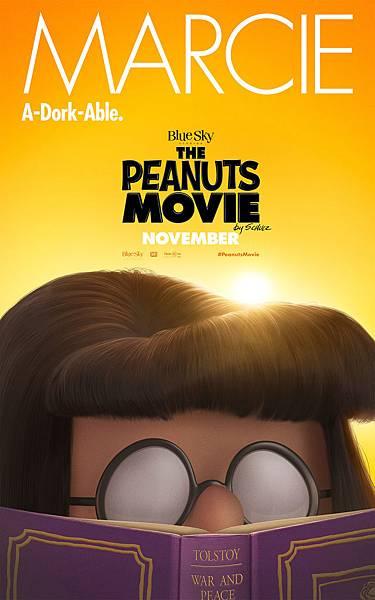 史努比 The Peanuts Movie poster16