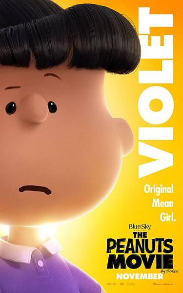 史努比 The Peanuts Movie poster18