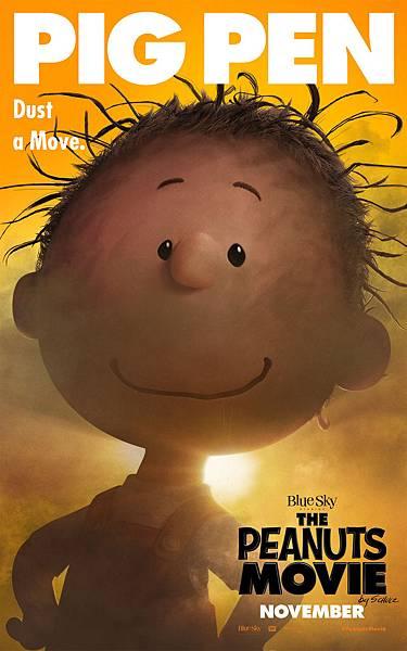 史努比 The Peanuts Movie poster20
