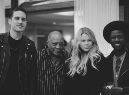 G-Eazy, Jones, GRACE & Ighile