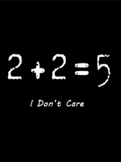 """i don""""t care"""