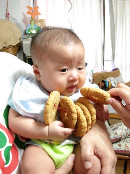瑪麻~我可以吃嗎?