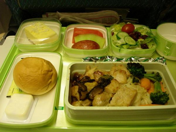 第一餐--牛肉飯