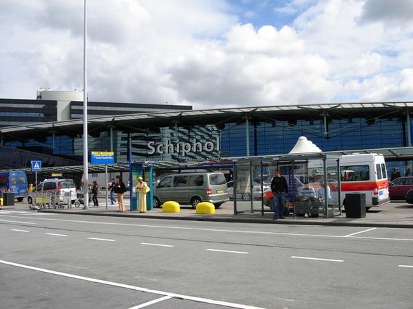 阿姆斯特丹史基浦機場